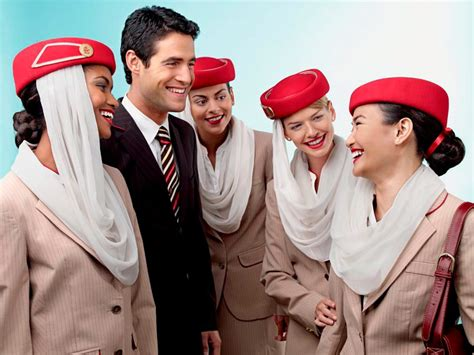 Emirate Cabin Crew What S It Really Like To Be A Flight Attendant An