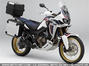 Moto Honda Automatique : trail honda crf1000l africa twin 2018 le maxi trail attrape des puces ~ Medecine-chirurgie-esthetiques.com Avis de Voitures