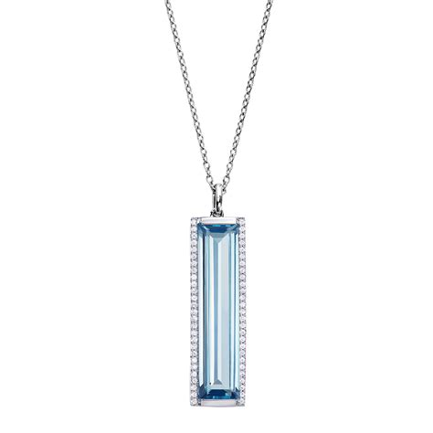 Jane Taylor Blue Topaz & Pavé Diamond Vertical Bar. Wedding Rings Platinum. 3 Carat Rings. Exercise Watches. Triangle Necklace. 925 Silver Earrings. Expandable Bangle. Roman Numeral Watches. 4 Carat Diamond Rings