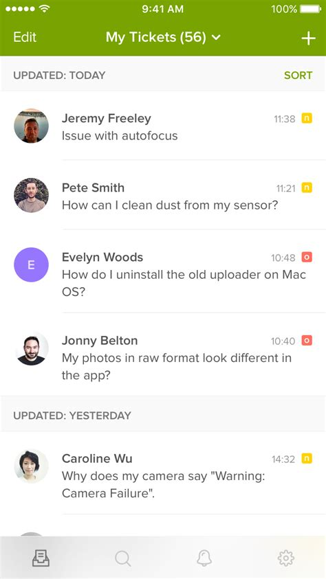 mobile customer service software zendesk