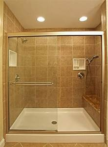 Bathroom, Attractive, Open, Shower, Stall, Designs, Inspiration