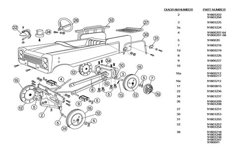 car parts names with diagram 28 wiring diagram images
