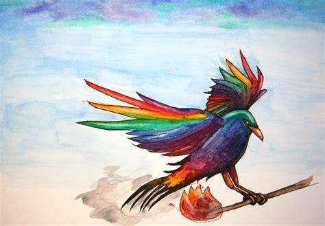 rainbow crow picture rainbow crow image