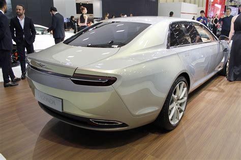 2018 Stanbul Auto Show Aston Martin Stand
