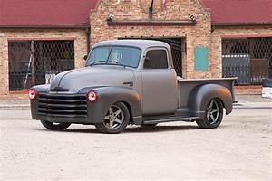 This 1953 Chevrolet Pickup Is Back With A Whole New