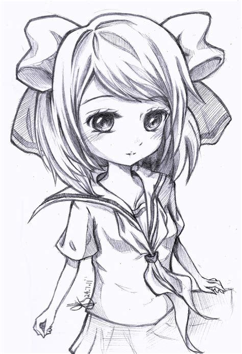 anime coloring pages getcoloringpagescom