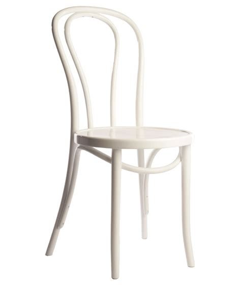 Thonet Bentwood Chair Replica by Homewares In Black And White The New Daily