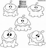 Cut Rope Coloring Pages Print Colorings sketch template