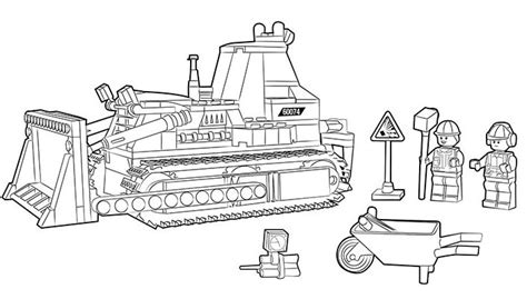 Supercoloring.com is a super fun for all ages: Simple Bulldozer Coloring Pages