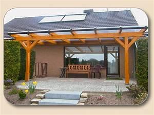 Garten überdachung Holz : terrassen berdachung holz glas qp68 hitoiro ~ Articles-book.com Haus und Dekorationen