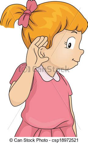 Listen Clip Art For Teachers