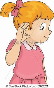 Listening Ears Clipart - Clipart Suggest