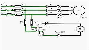 3 Phase Motors Wiring Diagram