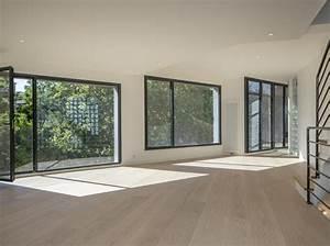 des conseils de pro pour agrandir l39espace elle decoration With sens pose parquet piece longue