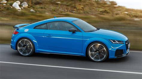 audi tt coupe gebraucht news audi reveals updated tt rs coupe roadster