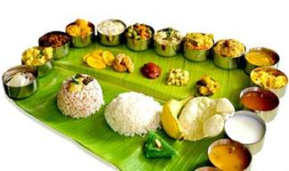 onam sadhya items    traditional recipe