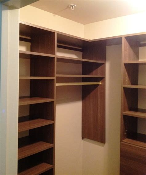 small walk in closet contemporary closet baltimore by california closets maryland