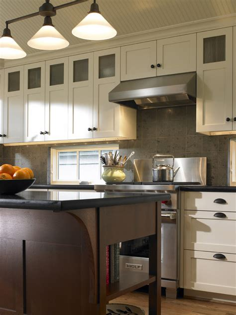 kitchen cabinets with glass on top laurelhurst kitchen traditional kitchen seattle by