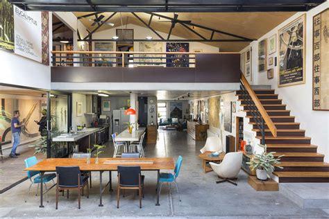 Industrial Kitchen Design Ideas - loft de 322 m dans un entrepôt à sydney