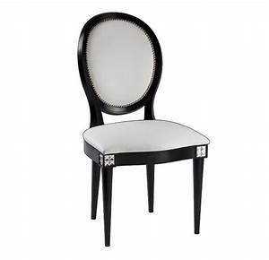 Chaise Medaillon Blanche : chaise medaillon pas cher ~ Teatrodelosmanantiales.com Idées de Décoration