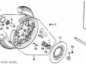 honda gl1100 goldwing 1980 a usa parts list partsmanual With 1980 honda cr v