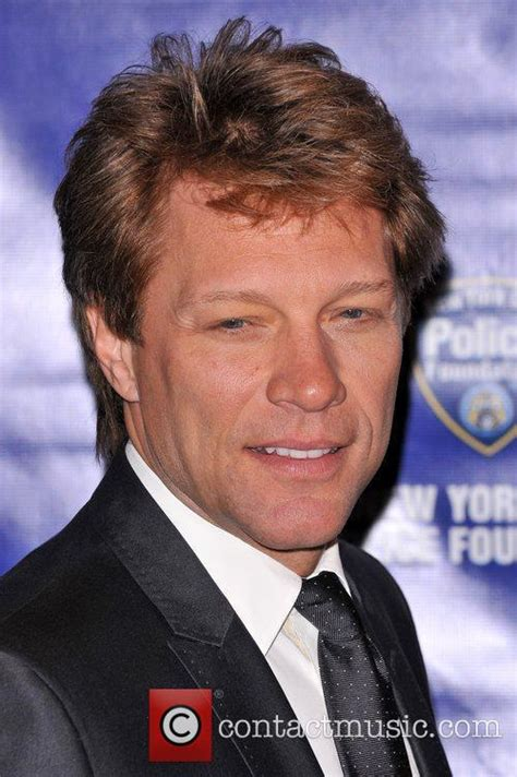 Jon Bon Jovi New York City Police Foundation