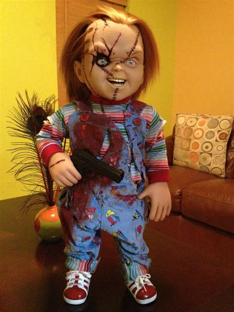 real tiffany ls for sale chucky 1 1 by sideshow collectibles by jayrbermuda on