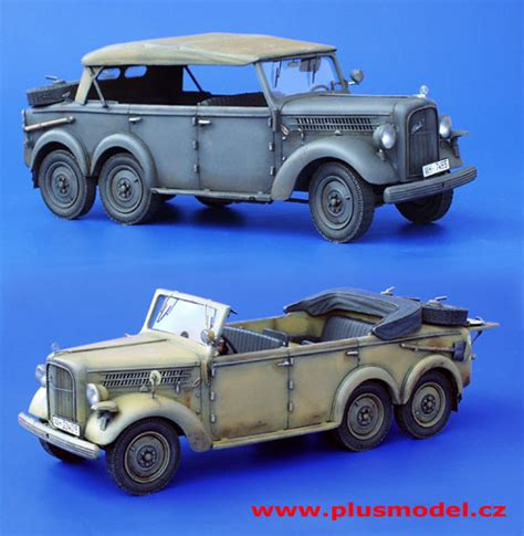 Looking For 1/35 German Staff Car