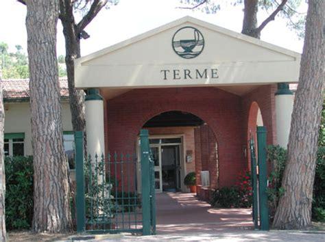 Ingresso Terme Venturina - comune di ciglia marittima li parco termale