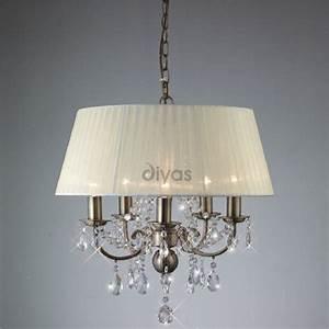 Diyas uk olivia il antique brass crystal five