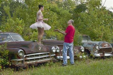 On Location At Old Car City