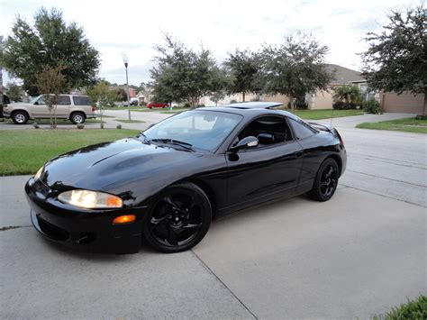 1996 Mitsubishi Eclipse Rs by Joseramonflores S 1996 Mitsubishi Eclipse Rs Coupe 2d In