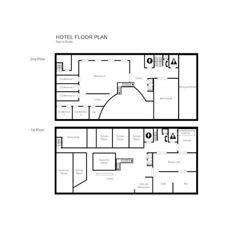 floor layout design hotel floor plan