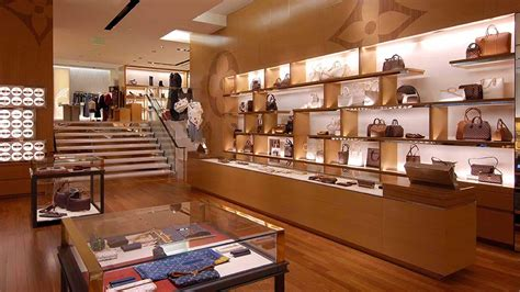 Collections Store by Louis Vuitton San Francisco Union Square Store United States