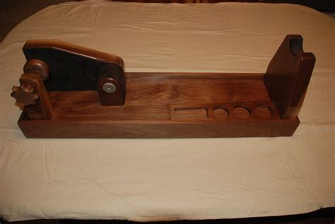 ideas woodworking plans  gun vise