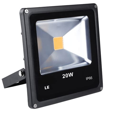led flood light 20w led flood light warm white 200w halogen bulbs equiv le 174