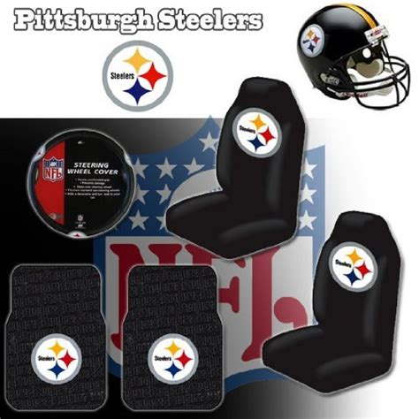 steelers floor mats for jeep steelers seat cover pittsburgh steelers seat cover
