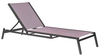 Stack Sling Patio Lounge Chair by Woodard Palm Coast Adjustable Chaise Lounge Stacking
