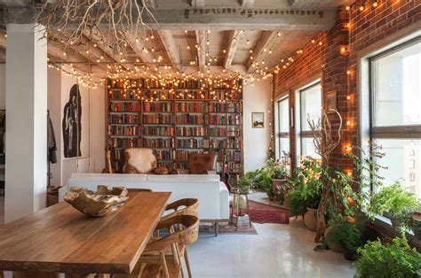 christmas tree decorators for hire los angeles small book filled loft in downtown los angeles offers a