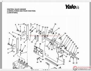 Auto Repair Manuals  Yale Forklift Spare Parts Pdf Full Set