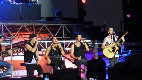 Big Time Rush - Nothing Even Matters (Acoustic) Argentina ...