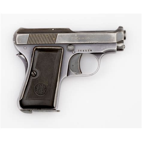 beretta  semi auto pistol cowans auction house