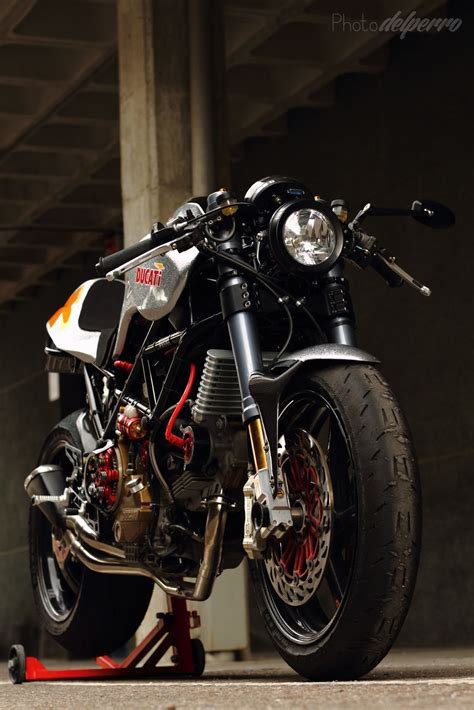 Moto Guzzi V7 Ii 4k Wallpapers by Racing Caf 232 Ducati Quot Silver Shotgun Quot 2013 By Radical Ducati