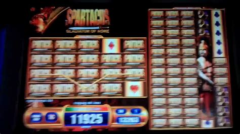 Bid On Spartacus Big Win Slot Hit