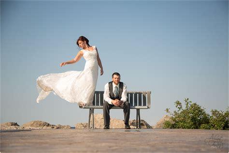 professional outdoor wedding photography alexandra lake huron roger s city alpena