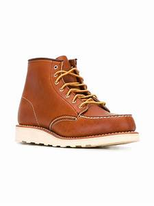 Red Wing Shoes France : lyst red wing classic moccasin toe boots in brown ~ Melissatoandfro.com Idées de Décoration