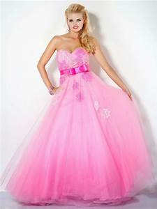 Top #3 Pink Prom Dresses Ball Gowns 2013 | Prom Dresses ...