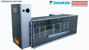 60 Kw Heat Strip For Daikin  Goodman Commercial Package Units 460v 3 Phase Ehk4