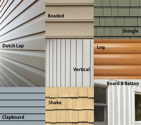Types Of Vinyl Siding  Options And Pros & Cons Vs Other