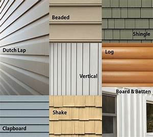 types of vinyl siding options and pros cons vs other With different types of metal siding